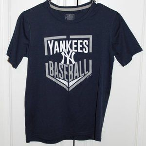Yankees Baseball Boys T shirt